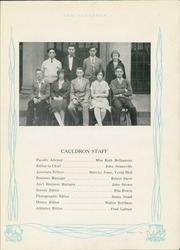 Page 13, 1926 Edition, Liberty High School - Cauldron Yearbook (Bethlehem, PA) online yearbook collection
