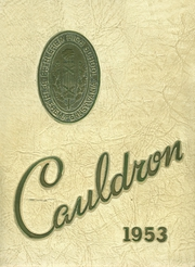 Page 1, 1953 Edition, Liberty High School - Cauldron Yearbook (Bethlehem, PA) online yearbook collection