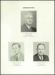 Page 14, 1953 Edition, Liberty High School - Cauldron Yearbook (Bethlehem, PA) online yearbook collection