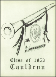 Page 5, 1953 Edition, Liberty High School - Cauldron Yearbook (Bethlehem, PA) online yearbook collection