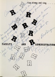 Page 11, 1963 Edition, Radford High School - KA POE AEA Yearbook (Honolulu, HI) online yearbook collection