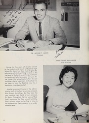 Page 12, 1963 Edition, Radford High School - KA POE AEA Yearbook (Honolulu, HI) online yearbook collection