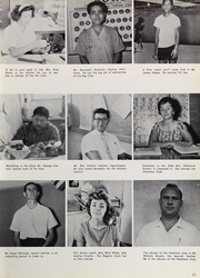 Page 15, 1963 Edition, Radford High School - KA POE AEA Yearbook (Honolulu, HI) online yearbook collection