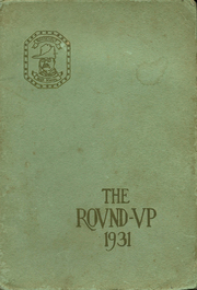 1931 Edition, Roosevelt High School - Round Up Yearbook (Honolulu, HI)