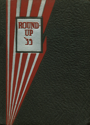 1935 Edition, Roosevelt High School - Round Up Yearbook (Honolulu, HI)