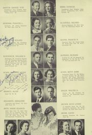 Page 13, 1940 Edition, Roosevelt High School - Round Up Yearbook (Honolulu, HI) online yearbook collection