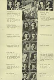 Page 14, 1940 Edition, Roosevelt High School - Round Up Yearbook (Honolulu, HI) online yearbook collection