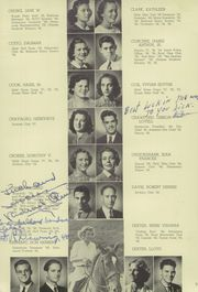 Page 15, 1940 Edition, Roosevelt High School - Round Up Yearbook (Honolulu, HI) online yearbook collection
