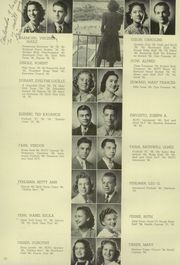 Page 16, 1940 Edition, Roosevelt High School - Round Up Yearbook (Honolulu, HI) online yearbook collection