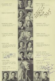 Page 17, 1940 Edition, Roosevelt High School - Round Up Yearbook (Honolulu, HI) online yearbook collection