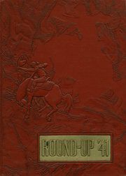 1941 Edition, Roosevelt High School - Round Up Yearbook (Honolulu, HI)