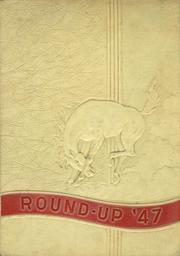 1947 Edition, Roosevelt High School - Round Up Yearbook (Honolulu, HI)