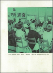 Page 12, 1955 Edition, Roosevelt High School - Round Up Yearbook (Honolulu, HI) online yearbook collection