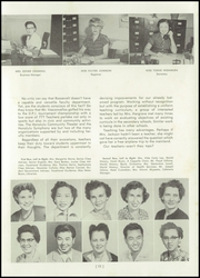 Page 15, 1955 Edition, Roosevelt High School - Round Up Yearbook (Honolulu, HI) online yearbook collection