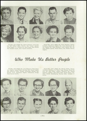 Page 17, 1955 Edition, Roosevelt High School - Round Up Yearbook (Honolulu, HI) online yearbook collection