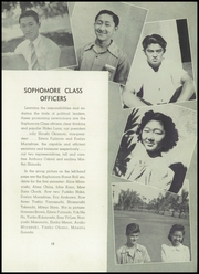 Page 17, 1941 Edition, Hilo High School - Blue and Gold Yearbook (Hilo, HI) online yearbook collection