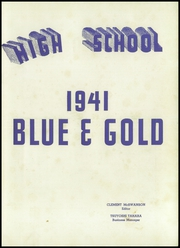 Page 7, 1941 Edition, Hilo High School - Blue and Gold Yearbook (Hilo, HI) online yearbook collection
