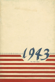 Page 1, 1943 Edition, Hilo High School - Blue and Gold Yearbook (Hilo, HI) online yearbook collection