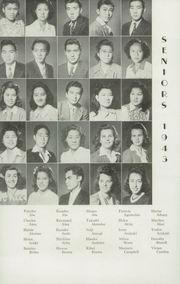 Page 12, 1943 Edition, Hilo High School - Blue and Gold Yearbook (Hilo, HI) online yearbook collection