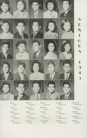 Page 16, 1943 Edition, Hilo High School - Blue and Gold Yearbook (Hilo, HI) online yearbook collection