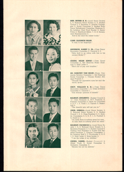 Page 13, 1938 Edition, Leilehua High School - Ka Leilehua Yearbook (Wahiawa, HI) online yearbook collection