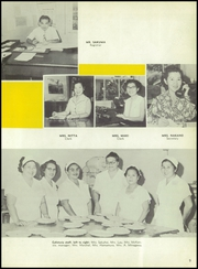 Page 13, 1955 Edition, Waipahu High School - Ka Mea Ohi Yearbook (Waipahu, HI) online yearbook collection