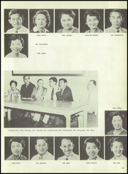 Page 15, 1955 Edition, Waipahu High School - Ka Mea Ohi Yearbook (Waipahu, HI) online yearbook collection