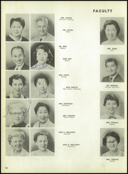 Page 16, 1956 Edition, Waipahu High School - Ka Mea Ohi Yearbook (Waipahu, HI) online yearbook collection