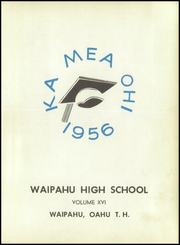 Page 5, 1956 Edition, Waipahu High School - Ka Mea Ohi Yearbook (Waipahu, HI) online yearbook collection