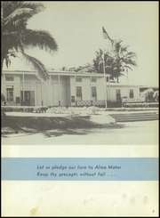 Page 7, 1956 Edition, Waipahu High School - Ka Mea Ohi Yearbook (Waipahu, HI) online yearbook collection