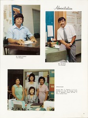 Page 9, 1975 Edition, Waipahu High School - Ka Mea Ohi Yearbook (Waipahu, HI) online yearbook collection