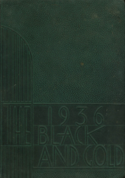 Page 1, 1936 Edition, McKinley High School - Black and Gold Yearbook (Honolulu, HI) online yearbook collection