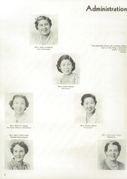 Page 10, 1956 Edition, McKinley High School - Black and Gold Yearbook (Honolulu, HI) online yearbook collection