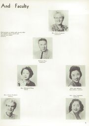 Page 11, 1956 Edition, McKinley High School - Black and Gold Yearbook (Honolulu, HI) online yearbook collection