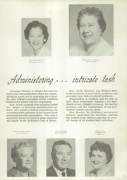 Page 11, 1960 Edition, McKinley High School - Black and Gold Yearbook (Honolulu, HI) online yearbook collection