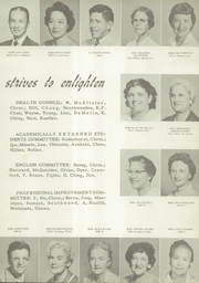 Page 15, 1960 Edition, McKinley High School - Black and Gold Yearbook (Honolulu, HI) online yearbook collection