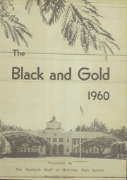Page 5, 1960 Edition, McKinley High School - Black and Gold Yearbook (Honolulu, HI) online yearbook collection