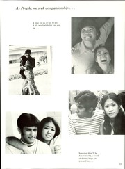 Page 17, 1971 Edition, Aiea High School - Kukui O Ka Aina Yearbook (Aiea, HI) online yearbook collection
