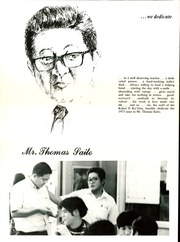 Page 8, 1971 Edition, Aiea High School - Kukui O Ka Aina Yearbook (Aiea, HI) online yearbook collection