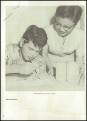 Page 10, 1956 Edition, Kauai High School - Ke Kuhiau Yearbook (Lihue, HI) online yearbook collection