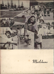 Page 8, 1951 Edition, Kapaa High School - Mailehune Yearbook (Kapaa, HI) online yearbook collection
