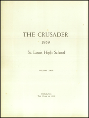 Page 4, 1959 Edition, St Louis School - Crusader Yearbook (Honolulu, HI) online yearbook collection