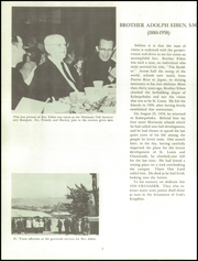 Page 6, 1959 Edition, St Louis School - Crusader Yearbook (Honolulu, HI) online yearbook collection