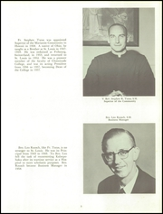 Page 9, 1959 Edition, St Louis School - Crusader Yearbook (Honolulu, HI) online yearbook collection