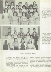 University High School - Uniki Yearbook (Honolulu, HI) online yearbook collection, 1959 Edition, Page 38