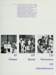 Page 7, 1984 Edition, St Johns International School - Sejour Yearbook (Waterloo, Belgium) online yearbook collection