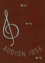 1956 Edition, Sacred Hearts Academy - Audion Yearbook (Honolulu, HI)
