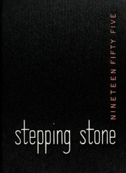 1955 Edition, Glendale Union Academy - Stepping Stone Yearbook (Glendale, CA)