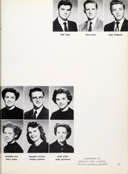 Page 27, 1955 Edition, Glendale Union Academy - Stepping Stone Yearbook (Glendale, CA) online yearbook collection