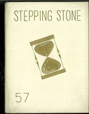 1957 Edition, Glendale Union Academy - Stepping Stone Yearbook (Glendale, CA)